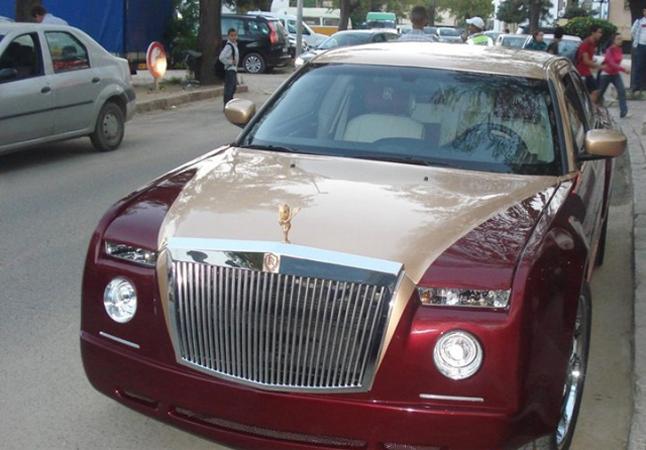 Chrysler 300c Rolls Royce