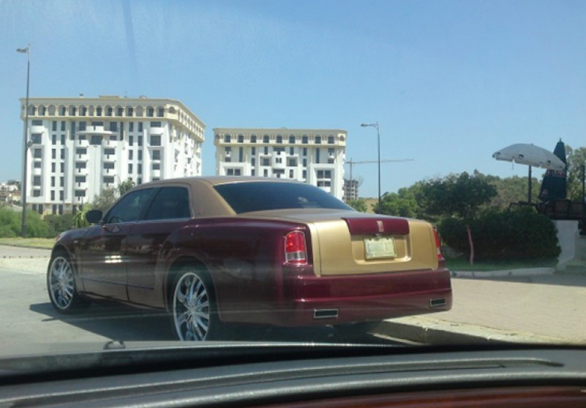 rides, cars, rolls, royce, rolls-royce, phantom, wanna-be, chrysler, 300, 300c