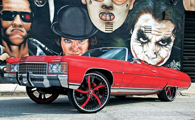 rides, chevy, chevrolet, impala, donk, chuchi, miami