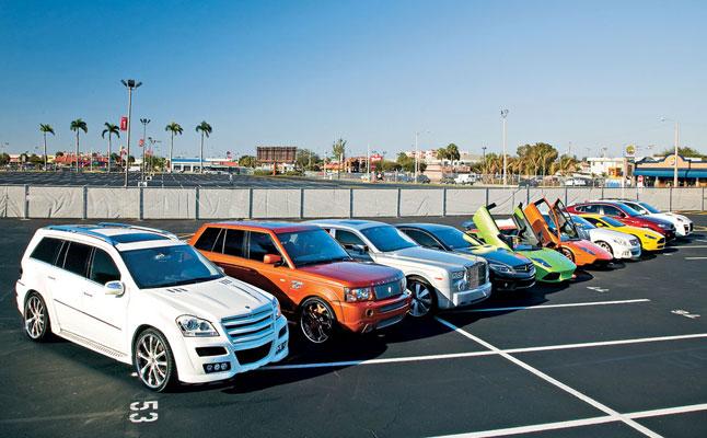 rides cars mc&a customs