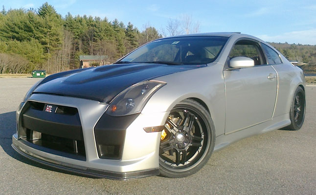 rides cars 2003 infiniti g35 coupe nissan gt-r new hampshire