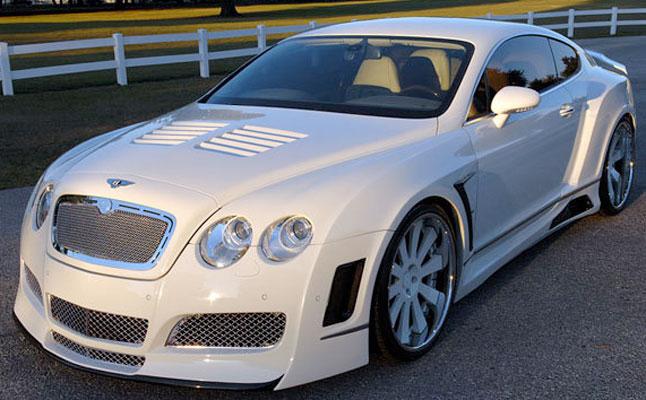Rides Bentley Widebody Feat on Sebring Bentley Conversion