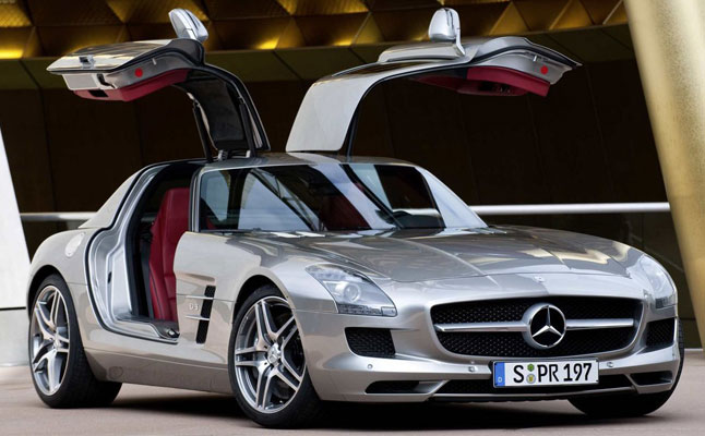 rides mercedes-benz sls amg playboy car of the year