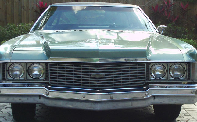 rides cars chevy chevrolet impala glass house