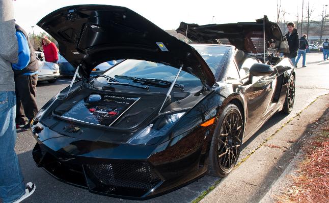 rides cars Lamborghini Gallardo COTD feat