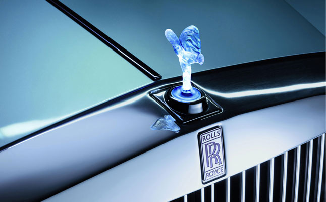 rides cars Rolls Royce 102EX concept
