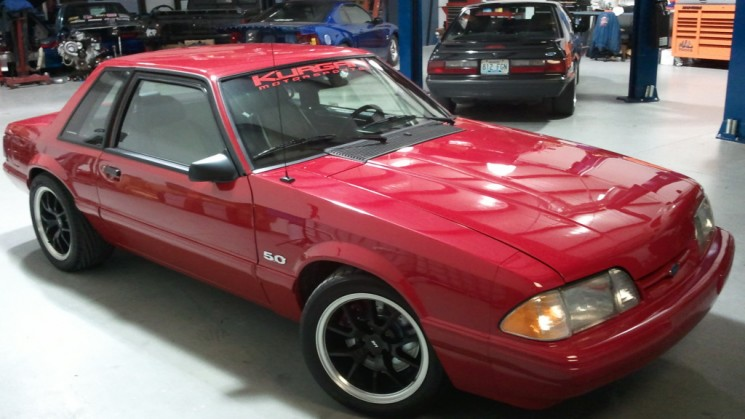 rides cars fox body mustang 5.0 coyote