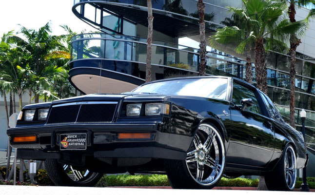 0-60 cars buick grand national