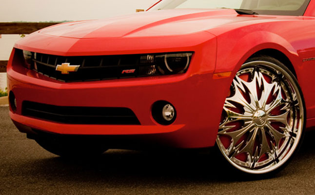 rides cars Chevrolet camaro rs
