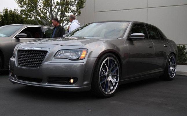 rides cars chrysler 300 s concept lx festival