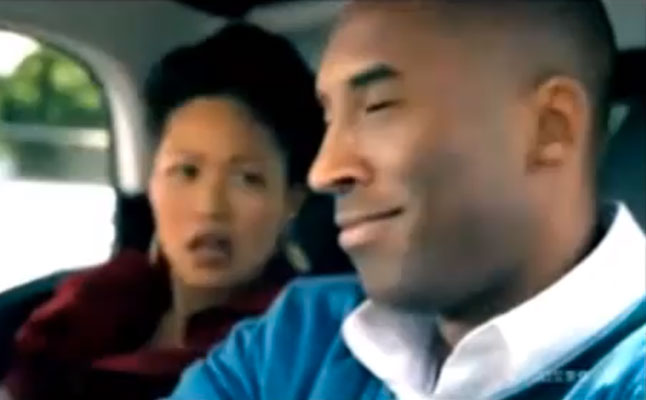 rides cars kobe-bryant-smart-car-china-ad