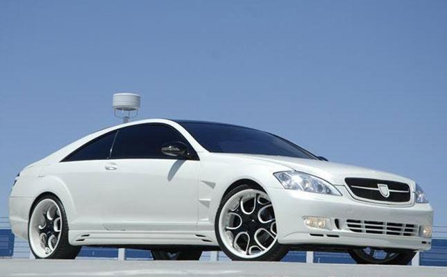rides cars mercedes-benz cl-class s-class