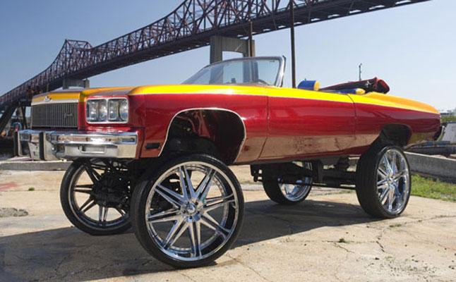 rides cars lifted-cincinnati ohio