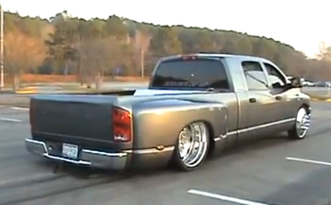 dodge ram dually can crusher rides cars truck