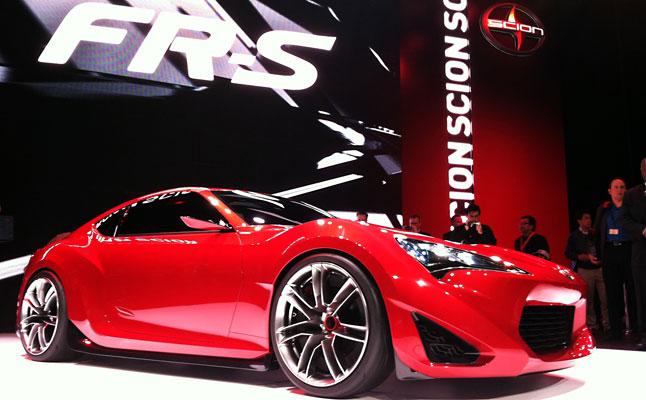 rides cars new york auto show 2011