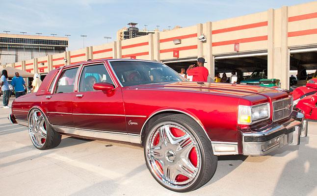 rides cars stuntfest 2K11
