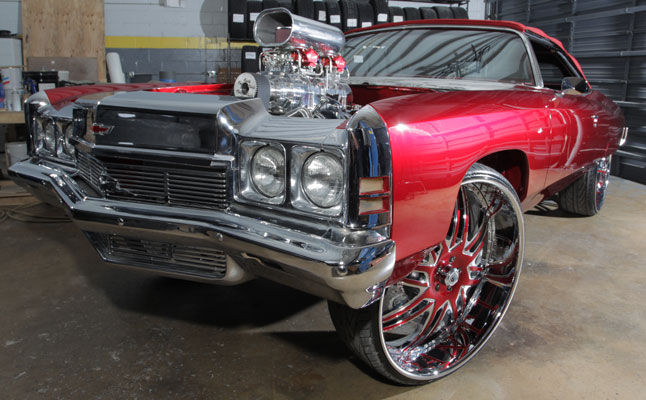 rides cars rides cars donk box bubble 72 impala