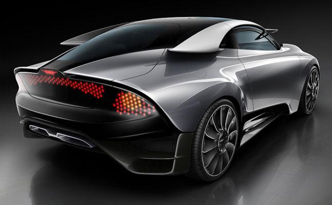 rides cars saab phoenix concept iqon hybrid