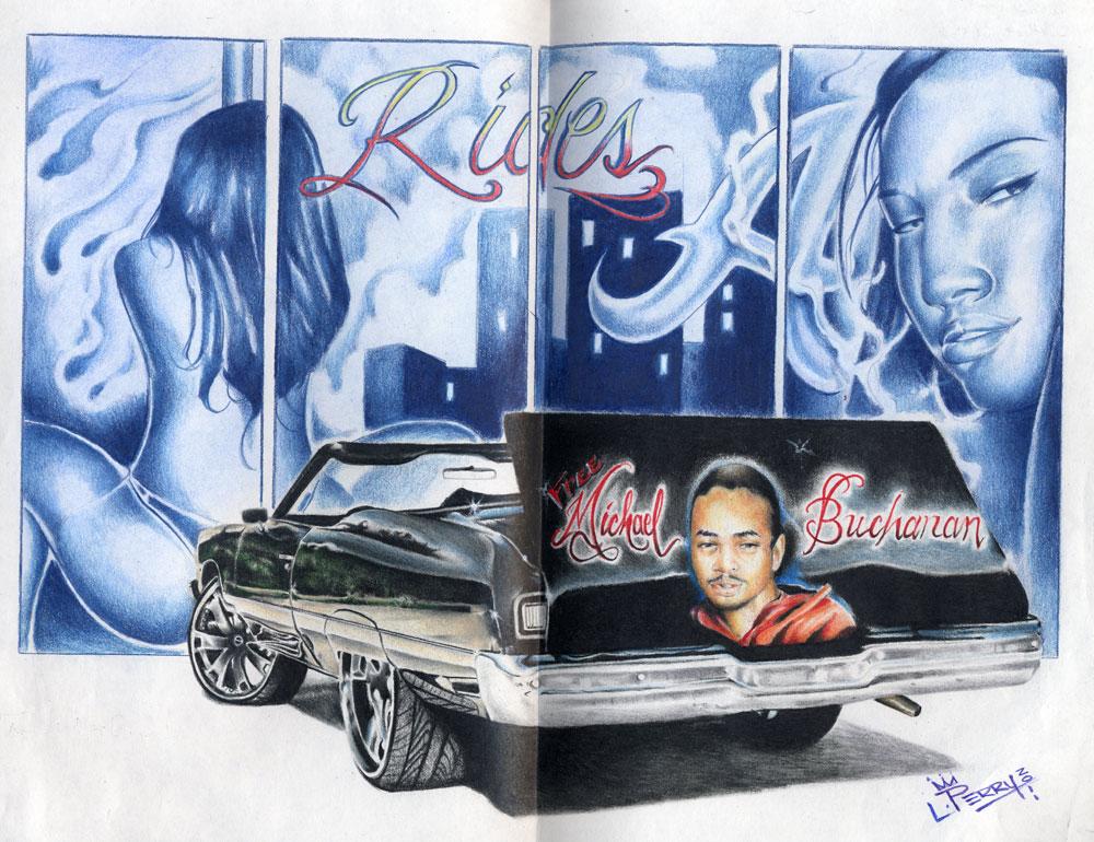 rides cars drawings LaGrande-Perry_Oglethrope-GA georgia oglethorpe