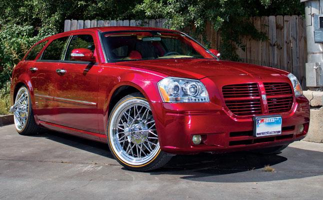 rides cars texas 2007-dodge-magnum-slab
