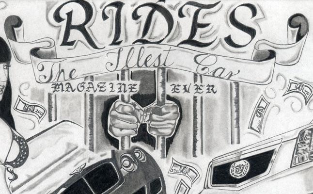 rides cars drawings art aaron thompson centennial colorado co