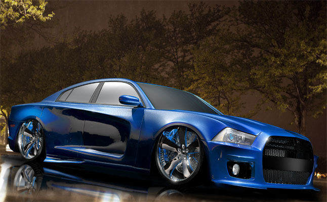 rides cars AutoExtremes dodge charger atlanta kerry ruffin