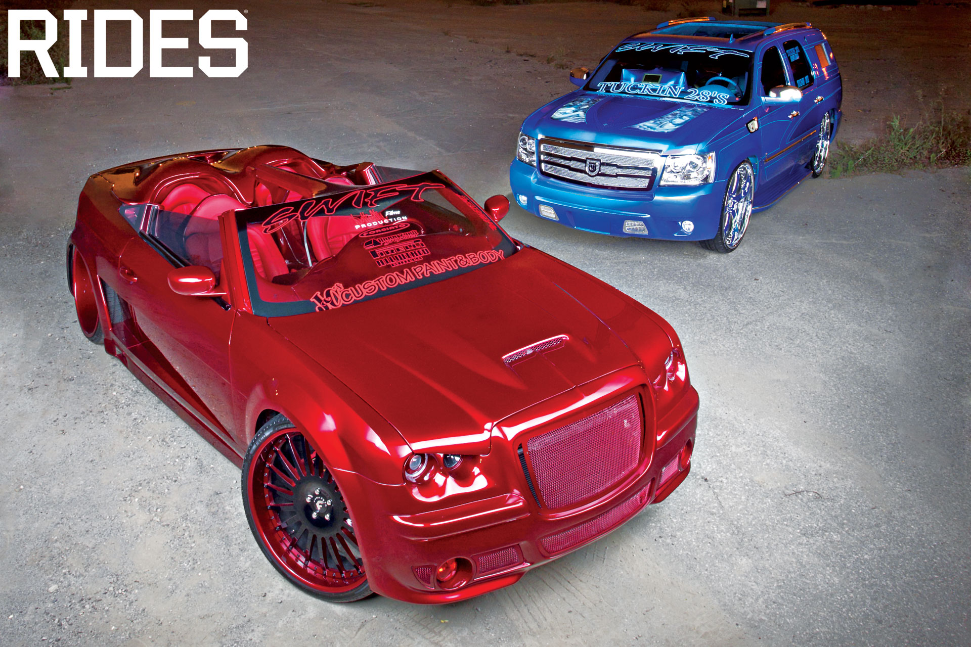 rides cars-50th-issue-wallpaper