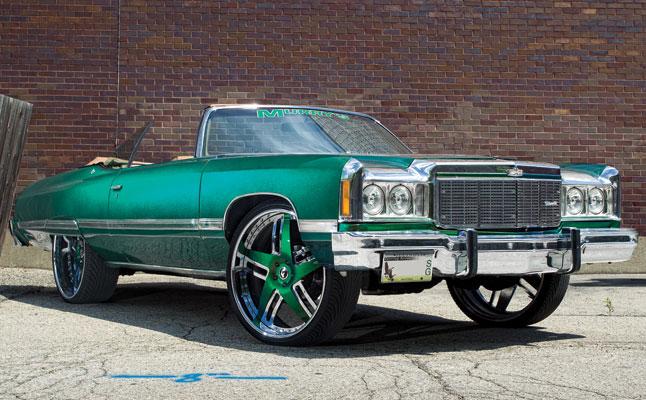 rides cars donk 1974-chevy-caprice-peoria-illinois