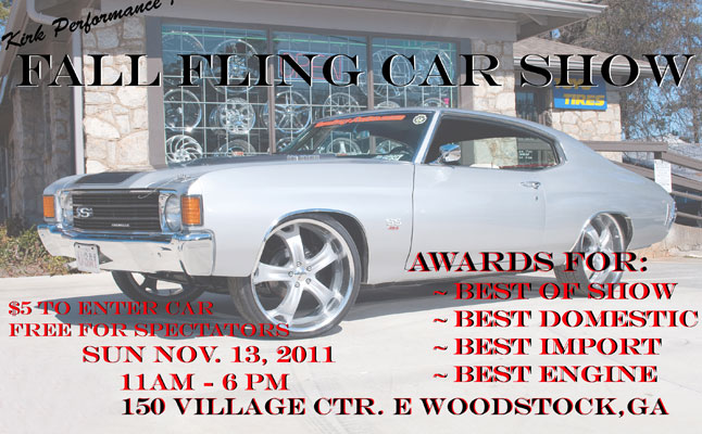 rides cars fall fling east woodstock georgia
