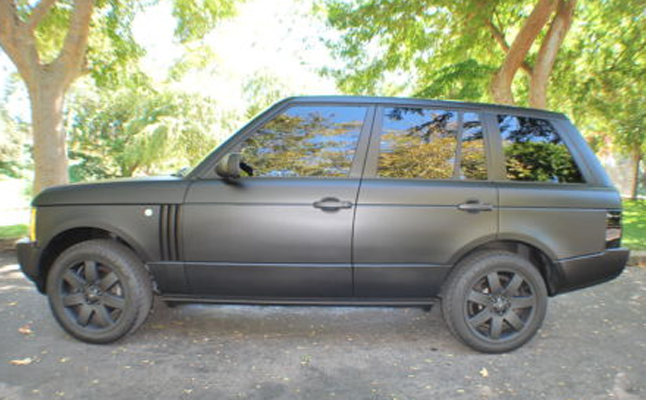 Land Rover, HSE, 2003, Rides