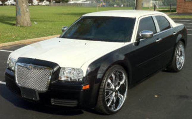 2006, Chrysler, 300, Rides