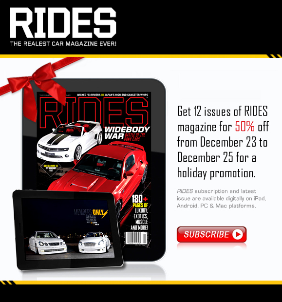 rides cars holiday special