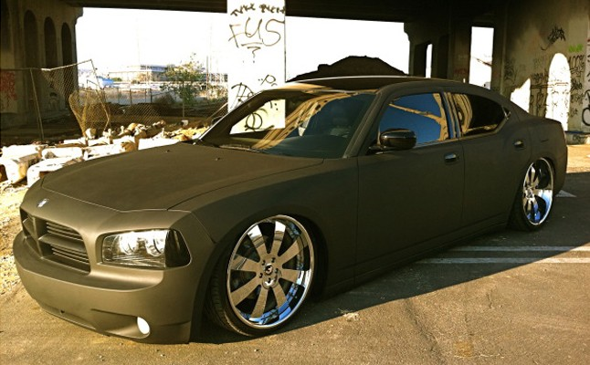 2006, Dodge, Charger, RT, Custom, Rides