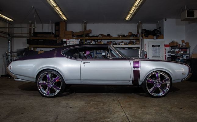 rides cars olds oldsmobile cutty cutlass 442 wallpaper