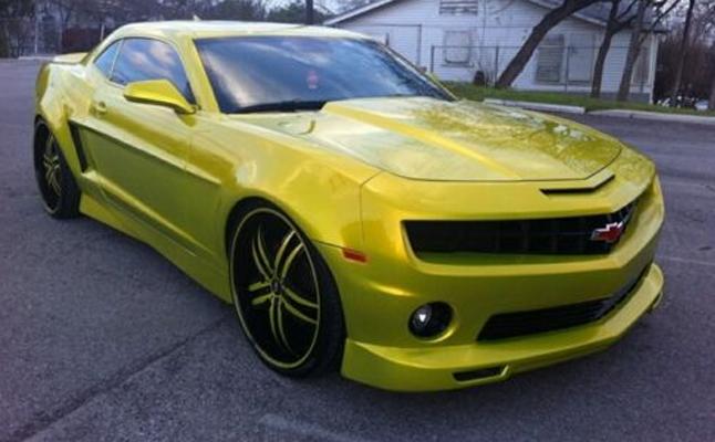 Chevrolet, Chevy, Camaro, SS, Widebody, Custom, Rides