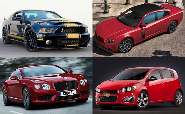 rides cars 2012 detrot auto show facelifts refresh models