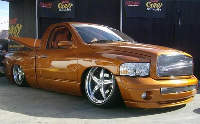 2005, Dodge, Ram, Custom, Rides