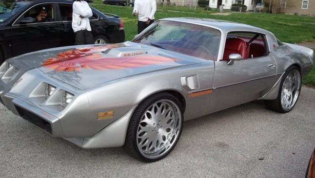 Pontiac, Trans Am, Rides, Forgiato