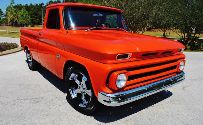 Chevrolet, Chevy, C10, Custom, Rides