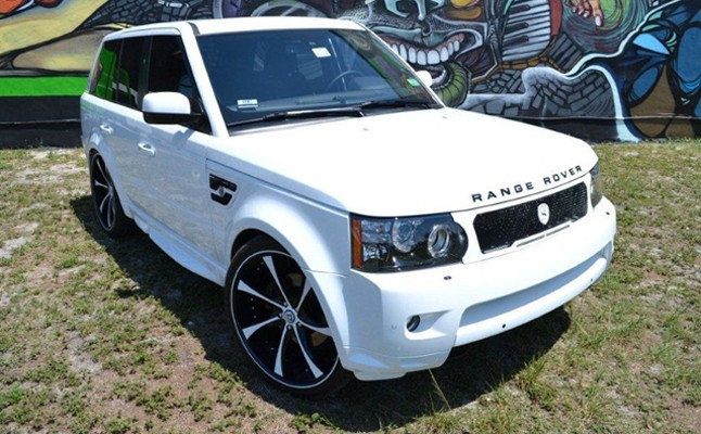 2012, range rover, strut, rides, custom
