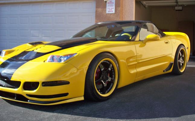 2000, Chevrolet, Chevy, Corvette, Custom, Rides