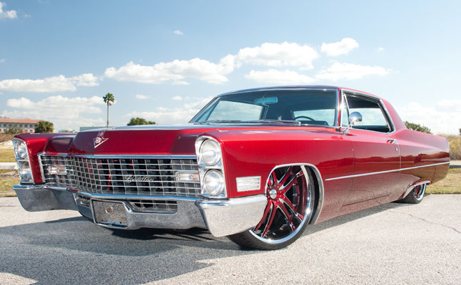 rides cars 1967 cadillac coupe deville