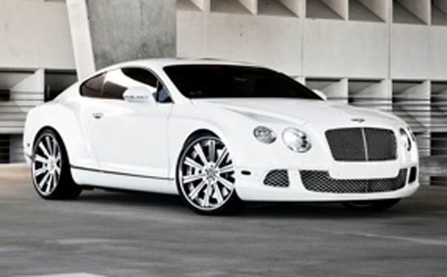 2012, Bentley, Continental, GT, Rides