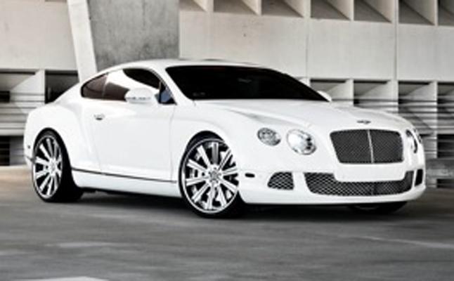 2012, Bentley, Continental, GT, Rides