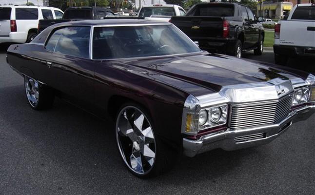 Chevy, Chevrolet, Caprice, 1971, Donk, Custom, Rides
