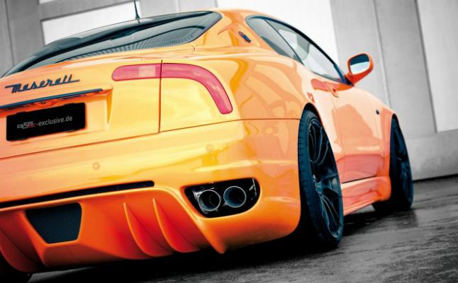 2012 4200 cambiocorsa featured-hp gt maserati orange rides sick souped-up