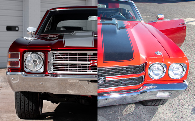 1971, '71, cutlass, cutty, olds, oldsmobile, rides, red, striped, black, rims, convertible, vert, chevy, chevrolet, wet