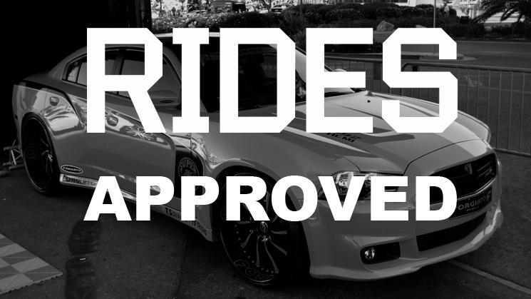 rides custom cars sema 2012 camaro charger new school mustang challenger