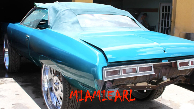 rides cars donk-on-32s