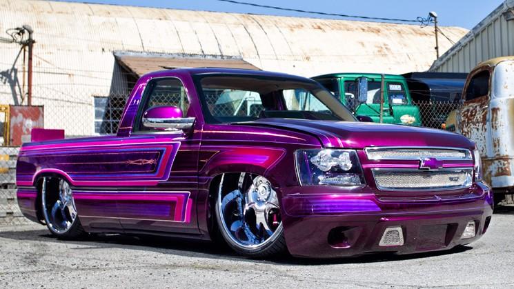 Chevrolet, Silverado, Rides, 2004